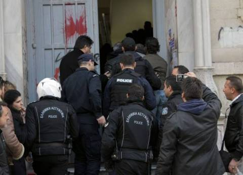 Ολοκληρώθηκαν οι απολογίες για την εγκληματική οργάνωση εκβιαστών