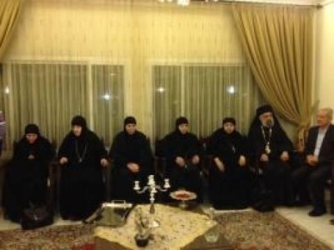 To Πατριαρχείο Αντιοχείας για την απελευθέρωση των μοναχών