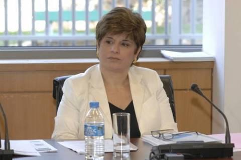 Η Χρυστάλλα Γιωρκάτζη νέα Διοικητής της ΚΤ Κύπρου