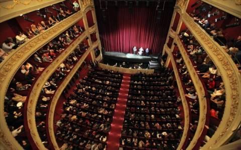 Η ορχήστρα Μίκης Θεοδωράκης στο Δημοτικό Θέατρο Πειραιά