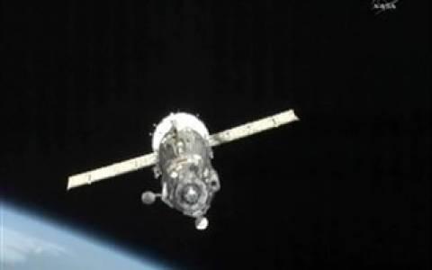 Επιστροφή στο Διαστημικό Σταθμό μετά από 166 μέρες