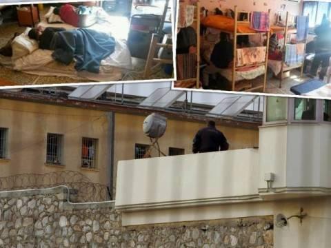 Νέο βίντεο του France 24 μέσα από το «κολαστήριο» του Κορυδαλλού