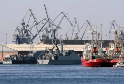Στάση εργασίας από τους εργαζόμενους στο λιμάνι Θεσσαλονίκης