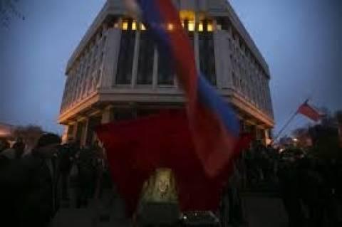 H Κριμαία ανακήρυξε την ανεξαρτησία της πριν το δημοψήφισμα!