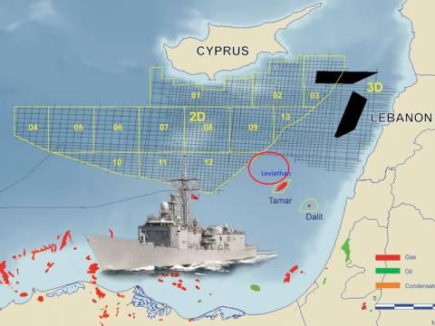 Προκαλούν οι Τούρκοι στην Κυπριακή ΑΟΖ