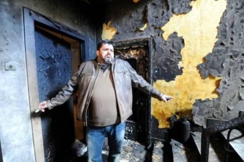 Ανάληψη ευθύνης για την επίθεση στο γραφείο του Φαήλου Κρανιδιώτη