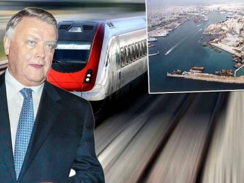 Οι Ρωσικοί Σιδηρόδρομοι θα επιδιώξουν την αγορά του λιμένος Πειραιώς