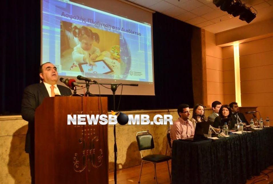 Σφακιανάκης: Κάνουμε καταστολή μέσα από την πρόληψη (pics+vid)