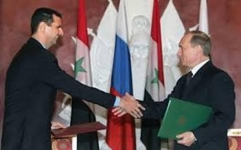 Άσαντ: Η Ρωσία έχει αποκαταστήσει την ισορροπία στις διεθνείς σχέσεις