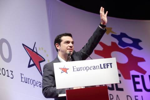 "Tsipras: On Μay 25, people decide to ""build"" a new Europe"