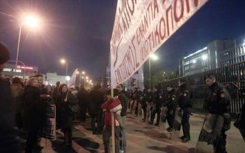 Διαμαρτυρία της ΠΟΣΠΕΡΤ για την επαναλειτουργία της πρώην ΕΡΤ
