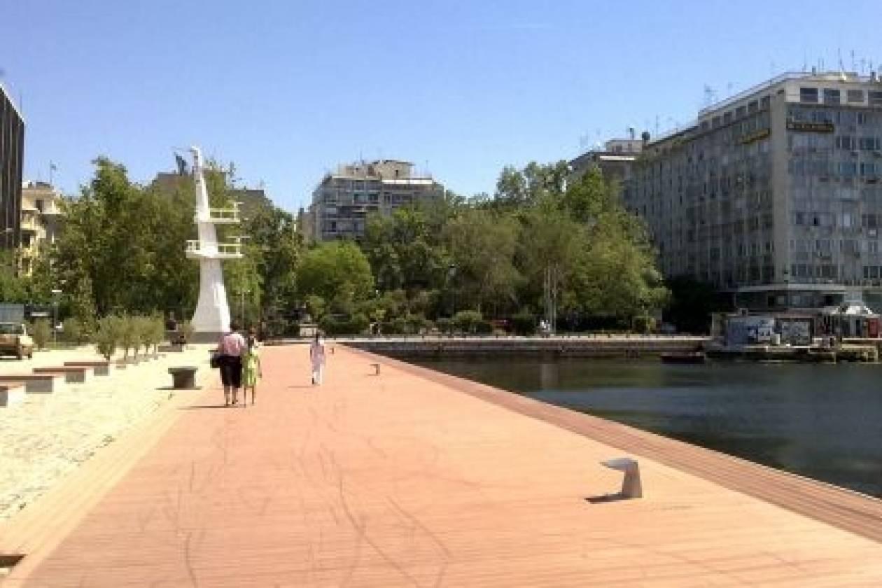 Θεσσαλονίκη: Η πλατεία Ελευθερίας αλλάζει όψη