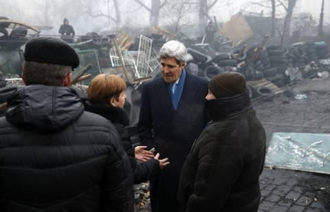 Ρωσία: Παράνομη η οικονομική βοήθεια των ΗΠΑ στην Ουκρανία