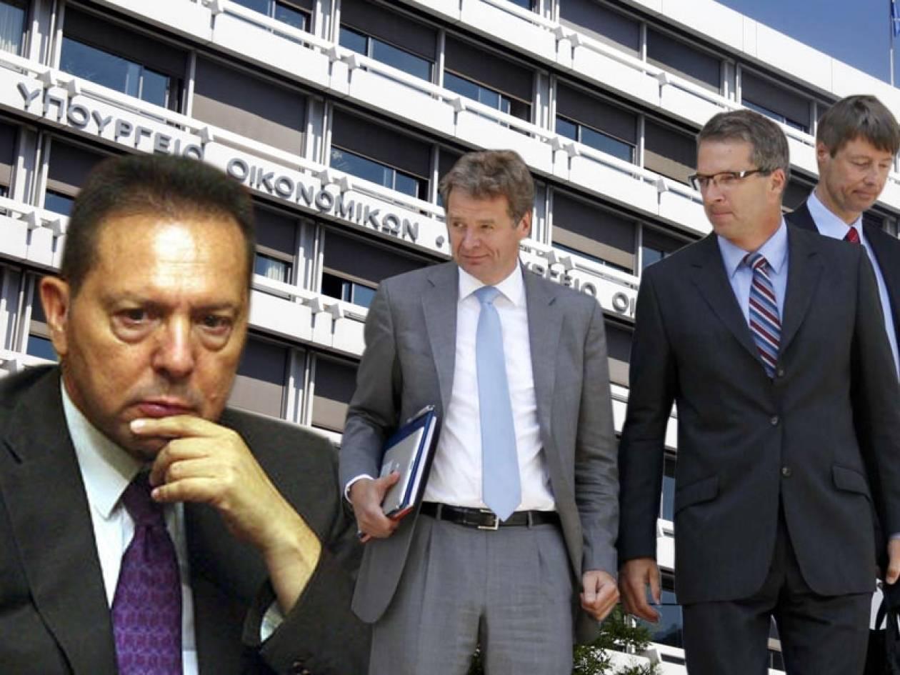 Στουρνάρας: Επιστρέφει η Τρόικα-Συμφωνία μέχρι την Κυριακή