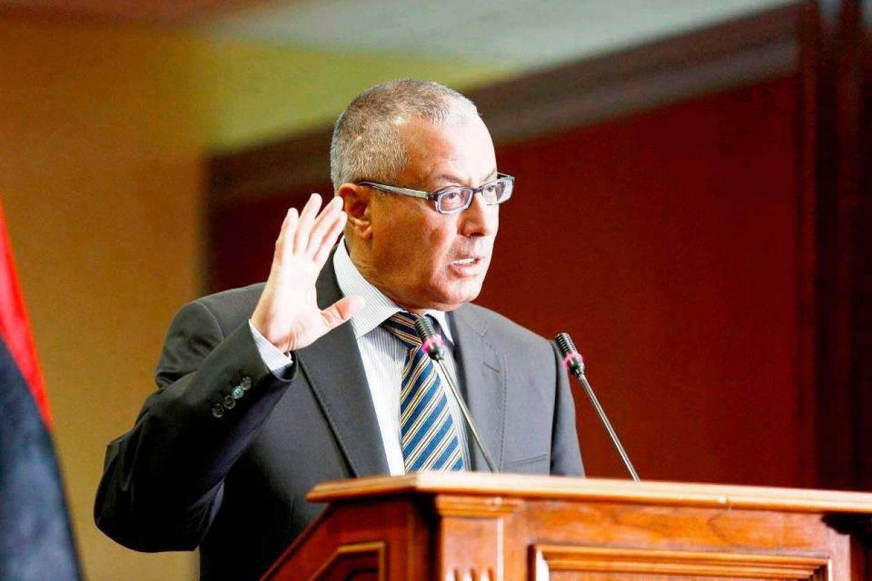 Απαγόρευση εξόδου από τη χώρα για τον πρώην πρωθυπουργό της Λιβύης