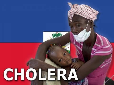 Αγωγή κατά του ΟΗΕ σχετικά με το ξέσπασμα χολέρας στην Αϊτή