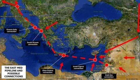 Αποκάλυψη: Ο Ελληνοκυπριακός αγωγός μπορεί να φέρει την πλήρη ανατροπή