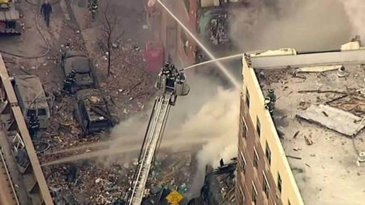 Ν. Υόρκη: Τρεις νεκροί και δεκάδες τραυματίες από την έκρηξη (pics)