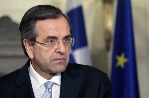 Samaras: Talks with troika will continue on Thursday