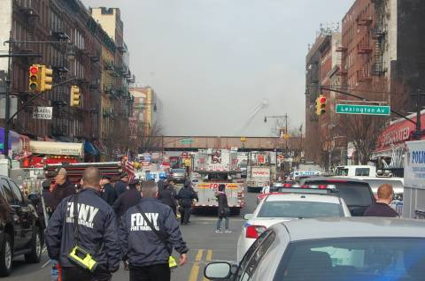 Ν. Υόρκη:Σε διαρροή αερίου οφείλεται η έκρηξη που σκότωσε δύο γυναίκες