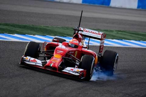Η F1 από 16 Μαρτίου στον Alpha