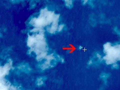 Πτήση 370:Δορυφόρος εντόπισε κομμάτια μεταξύ Βιετνάμ και Μαλαισίας (v)