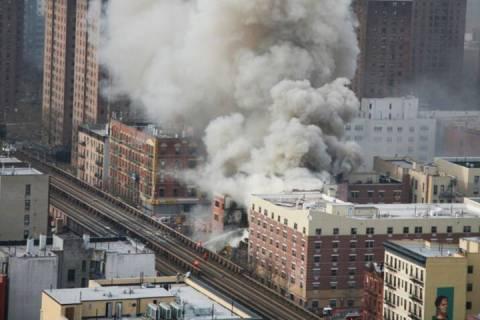 ΗΠΑ: Αυξήθηκε ο αριθμός των νεκρών από την έκρηξη στη Νέα Υόρκη