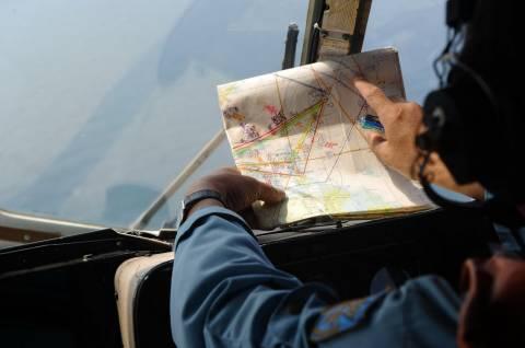 Πτήση 370: Δεν βρέθηκαν τα αντικείμενα που είχε ανακαλύψει ο δορυφόρος
