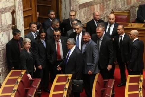 Χρυσή Αυγή: Σήμερα κρίνεται η άρση ασυλίας 9 βουλευτών της