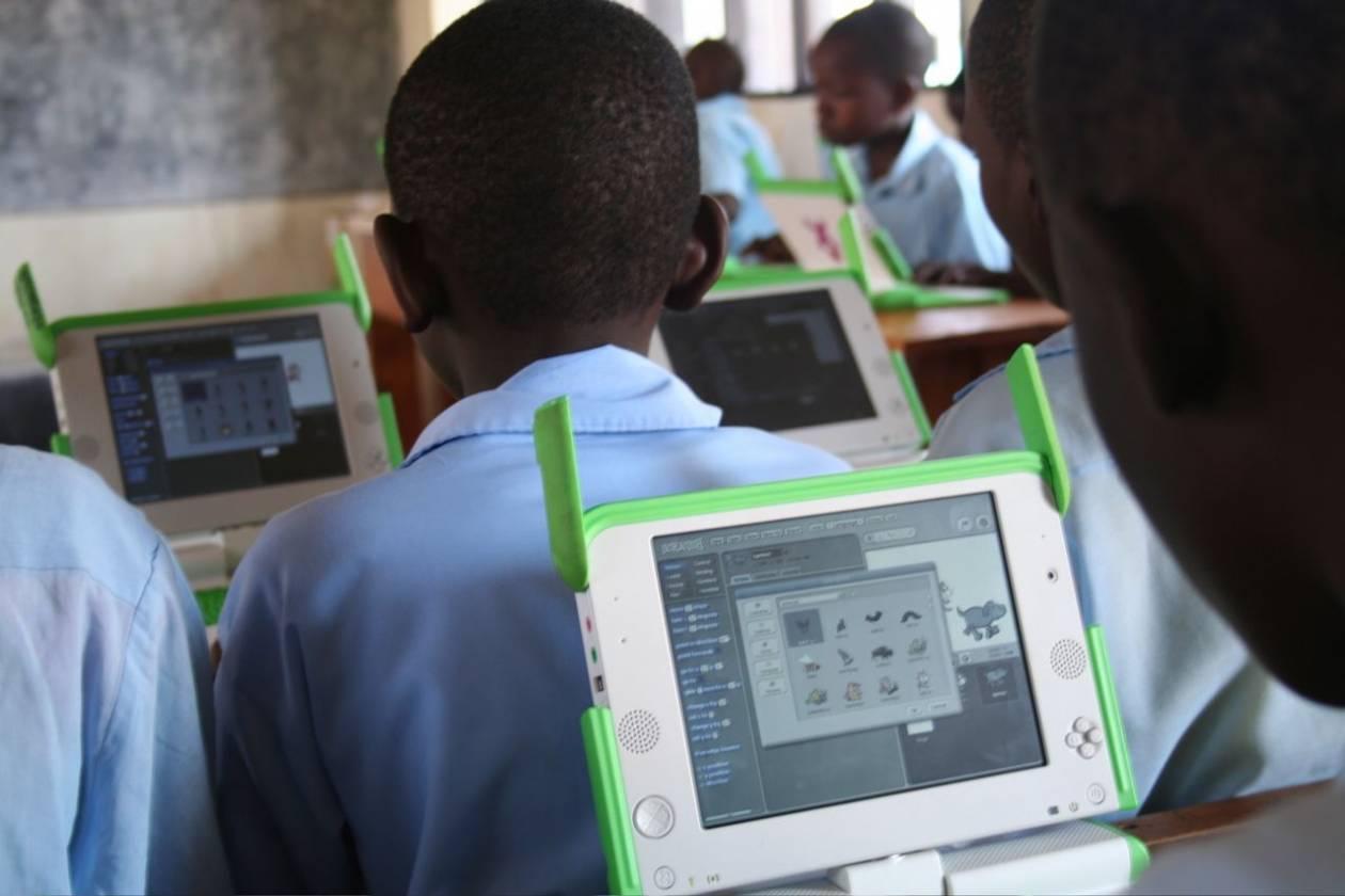 Τέλος για το project «One Laptop Per Child»