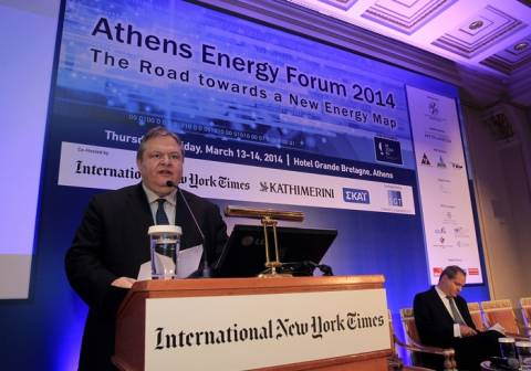 Τους στόχους της Ελλάδας στον τομέα της ενέργειας ανέπτυξε ο Βενιζέλος