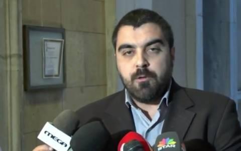 Ματθαιόπουλος: Ξεκάθαρα πολιτικές οι διώξεις κατά της Χ.Α. (vid)