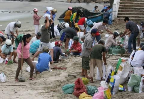 Βιετνάμ: 5 έφηβοι βρήκαν τραγικό θάνατο όταν τους «κατάπιε» το έδαφος