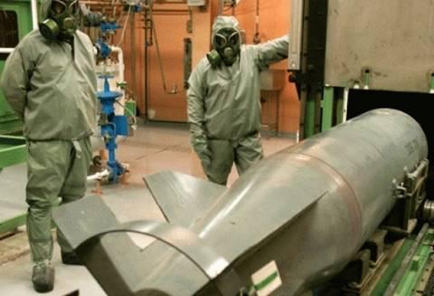 «Μέχρι τις 13 Απριλίου θα έχουν απομακρυνθεί από τη Συρία τα χημικά»