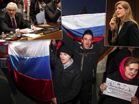 Βέτο Ρωσίας στις προθέσεις των ΗΠΑ να παρέμβουν στην Ουκρανία
