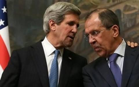 Κρίσιμη συνάντηση Κέρι- Λαβρόφ για την Ουκρανία