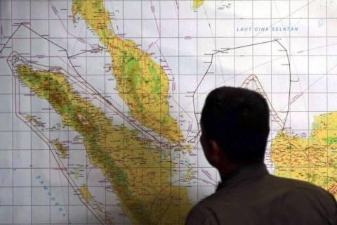 Μαλαισία: Το Boeing πετούσε δυτικά προς τα Νησιά Ανταμάν