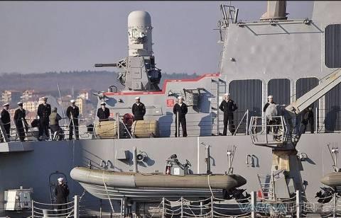 Ολοκληρώθηκε η ναυτική άσκηση ΗΠΑ-Βουλγαρίας-Ρουμανίας