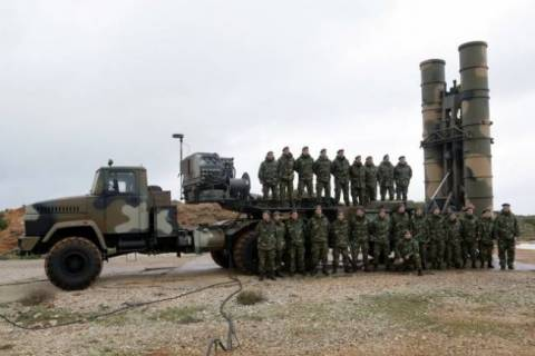 The S-300 in the parade of March 25 in Athens!