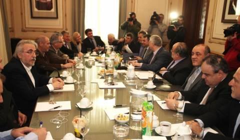 Σε θετικό κλίμα η συνάντηση των κοινωνικών εταίρων για τη νέα ΕΣΣΕ
