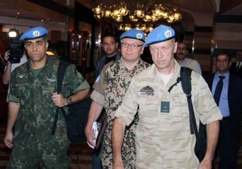 Παρατηρητές του ΟΗΕ στην Ουκρανία