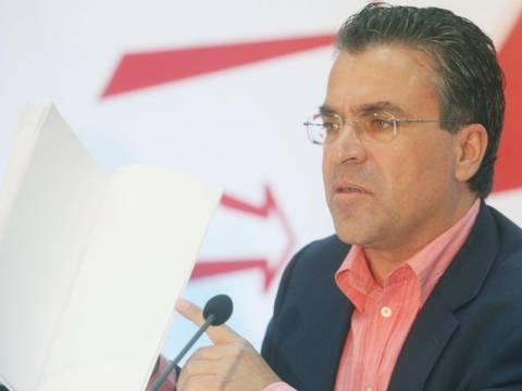 Ντινόπουλος: «Λαμβάνουμε υπόψη μας τα αποτελέσματα»