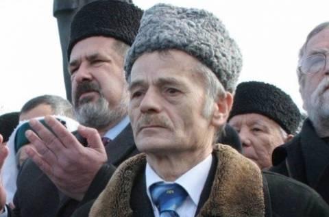Ο ηγέτης των Τατάρων της Κριμαίας ζητά την αποστολή κυανόκρανων