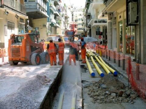 Θεσσαλονίκη: Το 64% των κατοίκων θα χρησιμοποιεί φυσικό αέριο το 2018