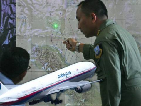 Tο Boeing 777 της Malaysia Airlines μπορεί να ξέμεινε από καύσιμα