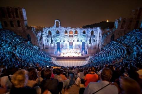 Στα πιο εντυπωσιακά θέατρα του κόσμου το Ηρώδειο