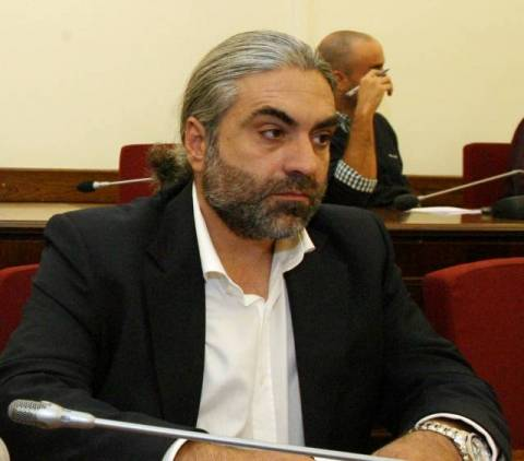 Ανεξαρτητοποιείται ο βουλευτής της Χρυσής Αυγής Χ. Αλεξόπουλος