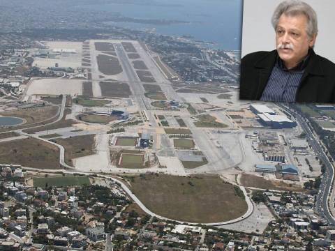 Χρ. Κορτζίδης: «Πλιάτσικο» στο Ελληνικό – Έχουμε ρεαλιστική πρόταση