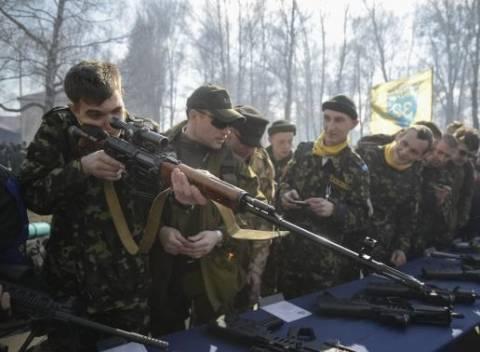 Ρωσία: Διαδηλώσεις κατά της «κατοχής» της Κριμαίας