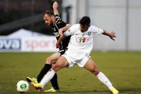 «Καθάρισε» με Παπάζογλου ο ΟΦΗ, 2-0 τον Απόλλωνα